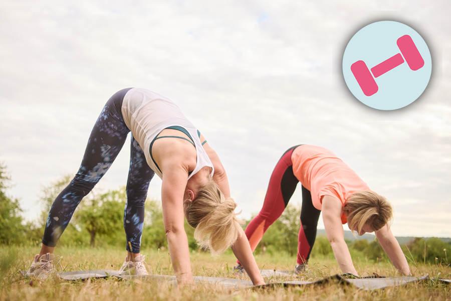 Kurs Fitness Gruppenkurs Schwangerschaft ~ Ernährung, Fitness, Beratung im Raum Frankfurt ~ Sarah Celine
