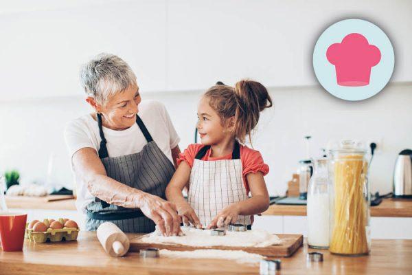 Kurs Kochkurs Oma Opa Enkel ~ Ernährung, Fitness, Beratung im Raum Frankfurt ~ Sarah Celine