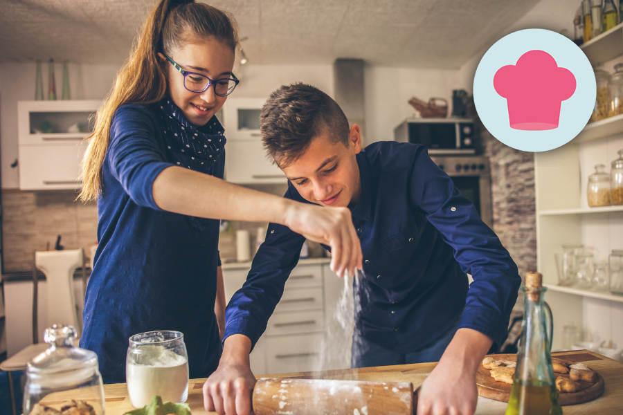 Kurs Kochkurs Teenies Jugendliche ~ Ernährung, Fitness, Beratung im Raum Frankfurt ~ Sarah Celine